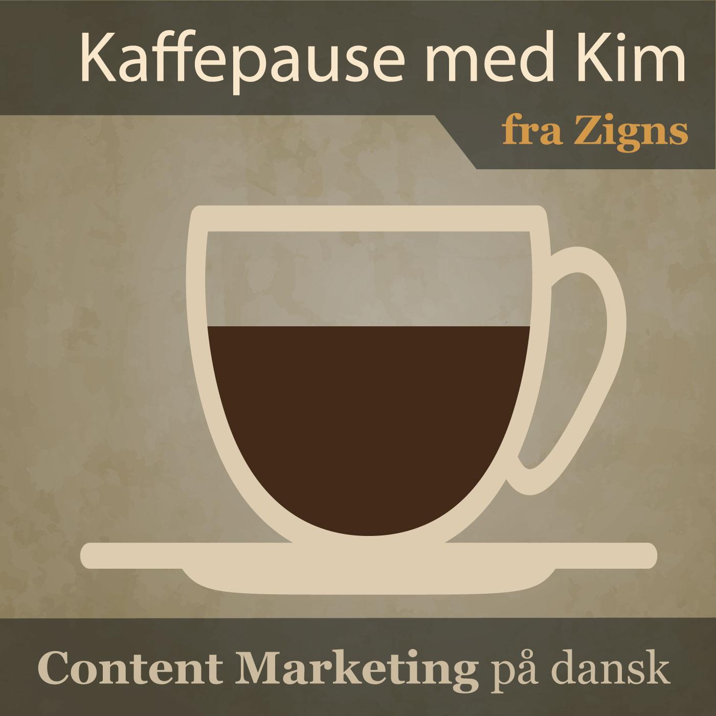 Kaffepause med Kim