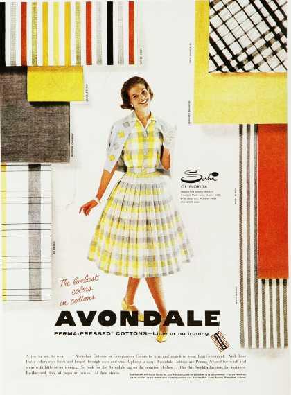 Avondale tekstiler