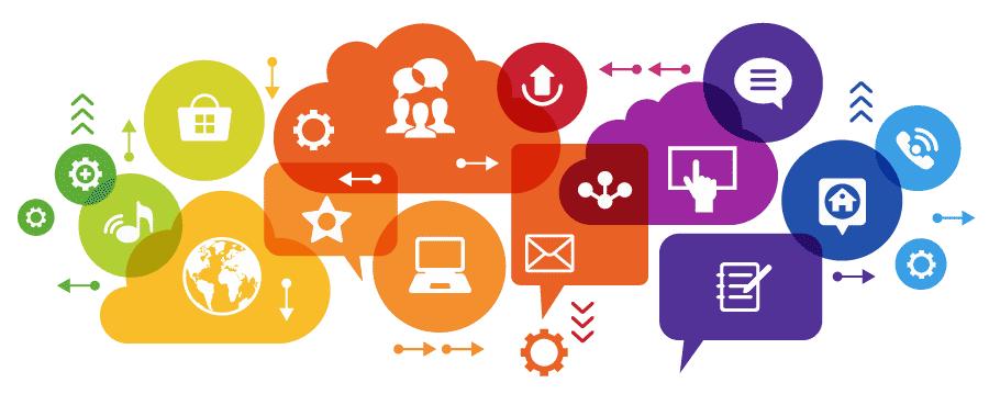 digital strategi bobler i farver